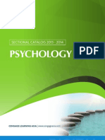 Cengage - Psychology Books 2013