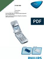 Philips 330 Datenblatt