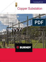 Burndy Substation Catalog-copper Products
