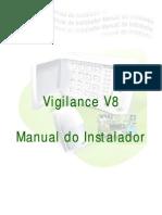 Y-ypjbstdrkh 02.009.015.001.08 Instalador Vigilance v8 Internet