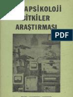 Kitap 40-Parapsikoloji Bitkiler Araştırması