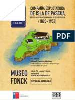 Presentación Museo Fonck