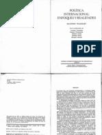 Politica Internacional Enfoques y Realidades (Manfred Wilhelmy)