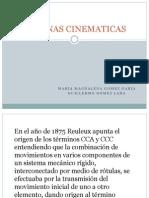 Cadenas Cinematicasejercicios