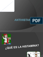 antihistamnicos