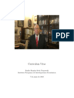 CV Junio de 2013
