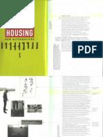 [002401101] [Architecture eBook] Housing - New Alternatives