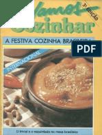 [eBook] Vamos Cozinhar - Cozinha Internacional Brasileira