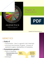 Chapter 11 Mendelian Genetics