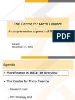 A Comprehensive Approach of Microfinance