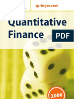 Q2619 QuantFinance ROW