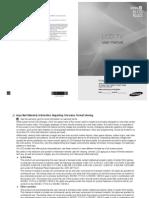 Samsung B610 / B640 LN User Manual 1.0