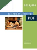 La lectura en México_Tips