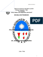 MÓDUL PROYECTO DE INVESTIGACIÓN