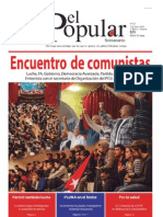 El Popular 227 PDF Órgano de prensa del Partido Comunista de Uruguay