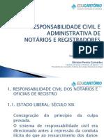 Educartório Responsabilidade Civil