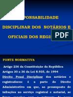 Responsabilidade Disciplinar dos Notários e Registradores - José Renato Nalini