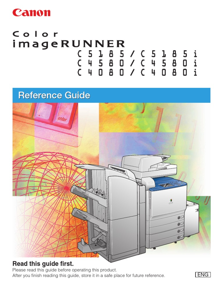 canon irc5185 reference guide online and offline electromagnetic rh scribd com User Training Clip Art User Guide