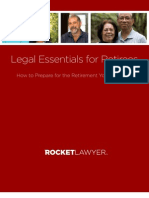 Legal Essentials for Retirees