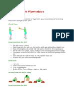 Arm Plyometrics