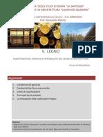 MicrosofIL LEGNO CARATTERISTICHE, IMPIEGHI E POTENZIALITA' DEL LEGNO IN ARCHITETTURAt PowerPoint - Presentazione Legno