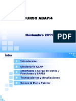 Curso ABAP