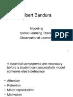 bandura social learning theory pdf