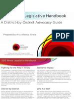 2013 General Assembly Arts Handbook
