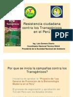 Transgenic o Peru
