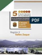 Region II Valles Zoque