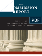 IP Commission Report 052213