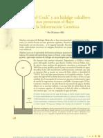 10 - Cap. 3 - LIBRE DEL COCH y un higaldujo de la Información Genética - Parte 1