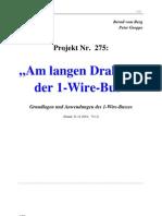 1 Wire Projekt