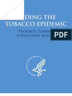 ENDING THE TOBACCO EPIDEMIC