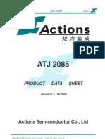 ATJ 2085datasheet