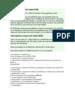 Volumen Corpuscular Medio