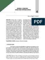 Cordeiro - Metodologia Historia-literatura