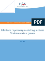 Guide Medecin Troubles Anxieux