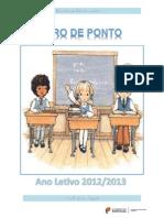 Capa de Livro de Ponto