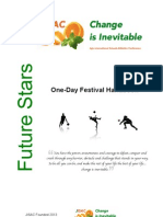 jisac one-day fesitival handbook
