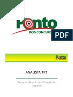 Slides Duracao Trt 45667