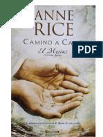 Anne Rice - El Mesias II
