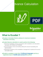 Ecodial Advance Calcualtion India