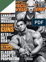 Muscular Development 2009-12