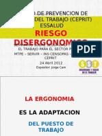 Cam SeminarioSST RiesgosDisergonomicos 2012-04-24