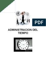 Administracion Tiempo Senati 2005