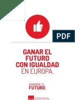 Ganar El Futuro Con Igualdad en Europa 8jun2013