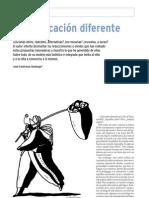 Una Educacion Diferente Pepe Contreras