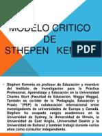 Modelo Critico de Kemmis - NAZARETH