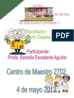 93844059 El Trabajo Experimental de La Escuela Primaria Julio